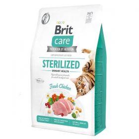 Brit Care Cat Grain-Free Sterilized Urinary Health 400 g