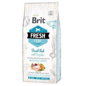Brit Fresh Fish & Pumpkin Adult Large Muscle & Joints 12 kg