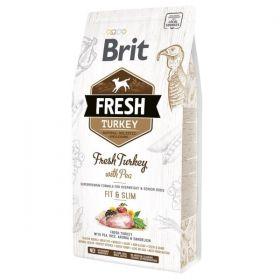 Brit Fresh Turkey & Pea Adult Fit & Slim 2,5 kg