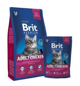 Brit Premium Cat Adult Chicken 300g