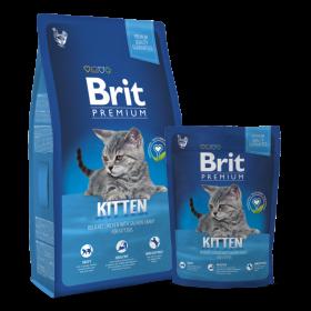 Brit Premium Cat Kitten 300g