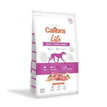 Calibra Dog Life Adult Large Breed Lamb 2,5 kg