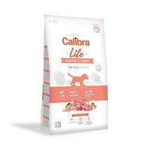 Calibra Dog Life Starter & Puppy Lamb 12 kg