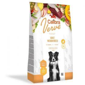 Calibra Dog Verve GF Adult Medium Chicken & Duck 2 kg