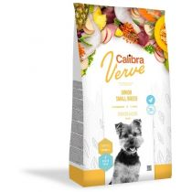 Calibra Dog Verve GF Junior Small Chicken & Duck 1,2 kg
