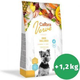 Calibra Dog Verve GF Junior Small Chicken & Duck 6 kg