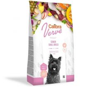 Calibra Dog Verve GF Senior Small Chicken & Duck 6 kg
