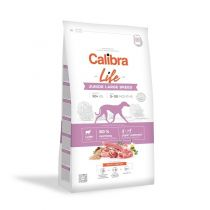 Calibra Dog Life Junior Large Breed Lamb 2,5 kg