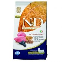 N&D Ancestral Grain Dog Adult Mini Lamb & Blueberry 7 kg
