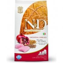 N&D Low Grain Dog Puppy Mini Chicken & Pomegranate 800 g