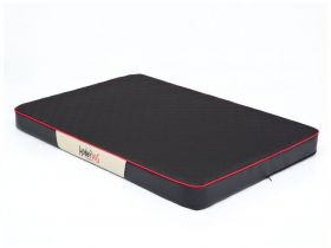 Ortopedická matrace pro psa Premium - černá