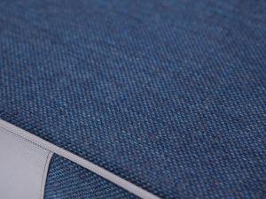 Pelíšek pro psa Gloria - modrý