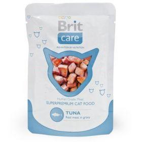 Brit Care Cat kapsička Tuna 80 g