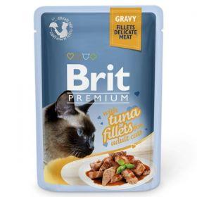 Brit Premium Cat Tuna fillets 85g