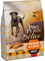 PRO PLAN Adult Duo Délice Beef 2,5 kg