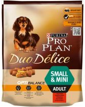 PRO PLAN Adult Duo Délice Small Beef 700 g