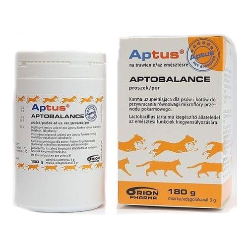 APTUS APTOBALANCE PET 140G ORION Pharma