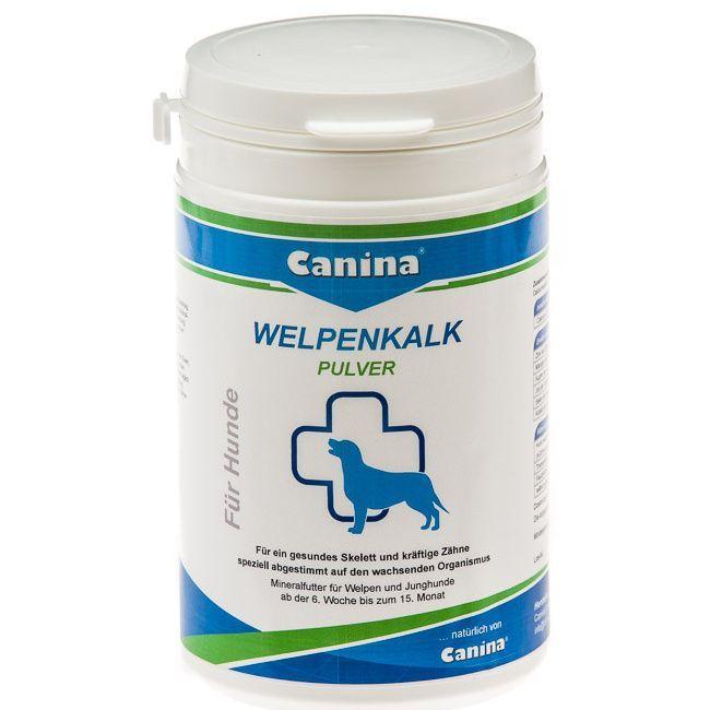 CANINA WELPENKALK PLV 300G Canina pharma GmbH CZ