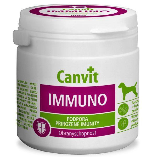CANVIT IMMUNO 100TBL / 100G