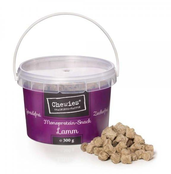 CHEWIES TRAININGS-HAPPEN LAMM - JEHNĚČÍ 300g