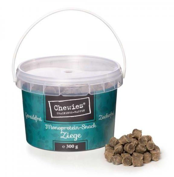 CHEWIES TRAININGS-HAPPEN ZIEGE - KOZÍ 300g