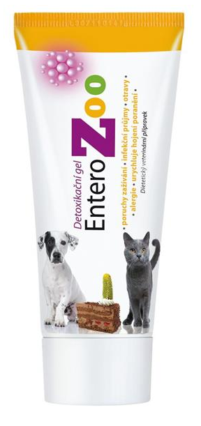 ENTERO ZOO DETOXIKAČNÍ GEL 100G Bioline Products s.r.o.