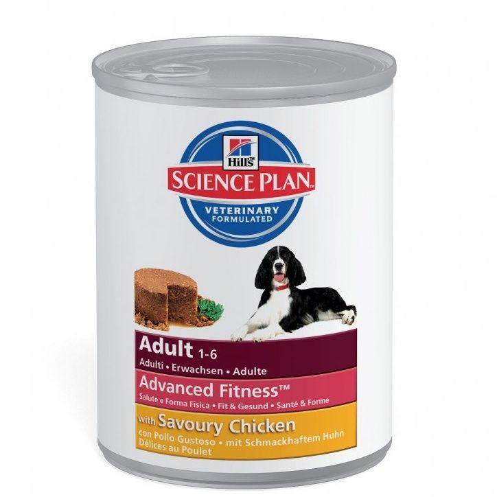 Hill's Canine konz. Adult Chicken 370g Hill´s