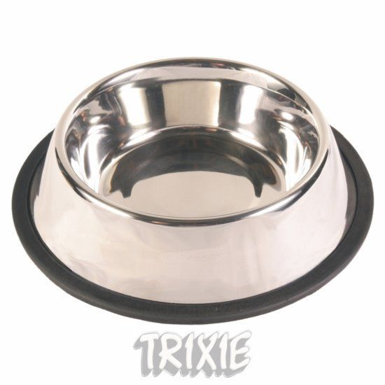 MISKA NEREZ S GUMOU 0,45L/14CM Trixie