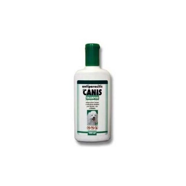 Antiparasitic cannis shampoo 200ml Bioveta