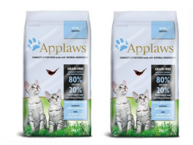 Applaws Kitten Chicken 2 x 7,5kg
