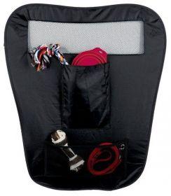 Bezpečnostní ochrana mezi přední sedadla s kapsami 60/44x69 Trixie