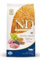 N&D Low Grain CAT Adult Lamb & Blueberry 5kg