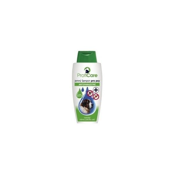 PROFICARE pes šampon antiparazitní s Tea Tree 300ml Q-PET
