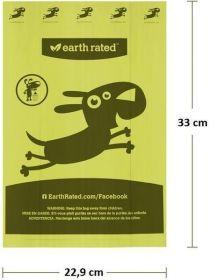Sáčky Earth Rated s vůní 120 ks