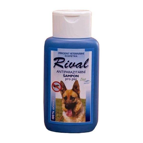 Šampon Bea Rival antiparazitární pes 220ml Bea Natur