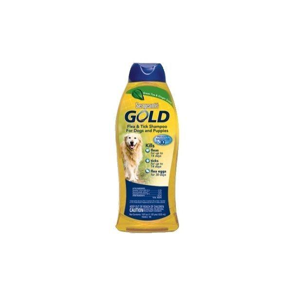 Sergeanťs šampon Gold antiparazitární pes 532ml