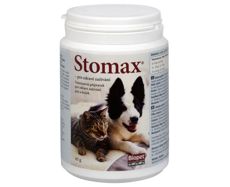 Stomax pro psy a kočky 63g Alavis