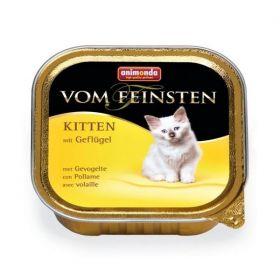 Animonda vanička Kitten drůbeží 100g