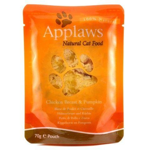 Applaws kapsička Cat 70g kuřecí prsa a dýně