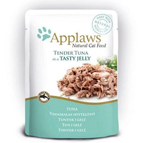 Applaws kapsička Cat JELLY 70g čistý TUŇÁK v aspiku