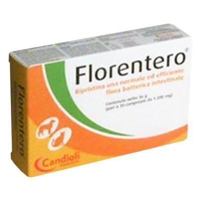Florentero 30tbl. Candioli Farmaceutici