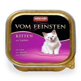 Animonda vanička Kitten jehněčí 100g