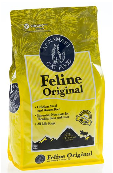Annamaet Original Feline Chicken & Fish 1,81kg