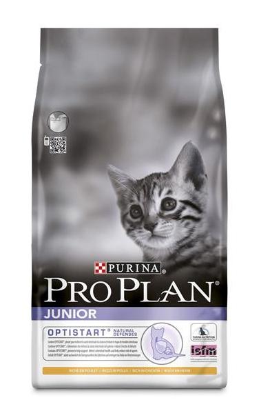 Pro Plan Cat Junior Chicken 10kg