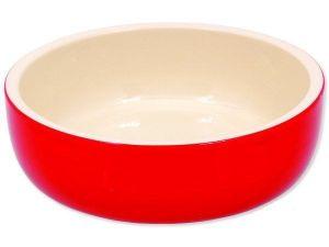 Keramická miska červená 14,5x4cm