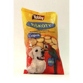 Piškoty TOBBY pro psy 250g