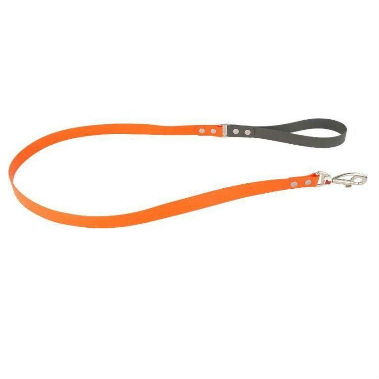 Vodítko Red Dingo Vivid 12 mm x 1,2 m - Oranžová