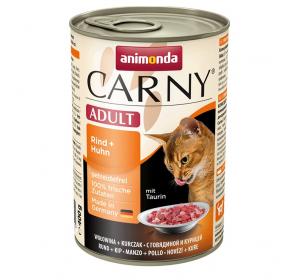 Animonda kočka Adult hovězí/kuřecí - konzerva 400g