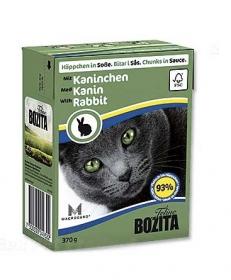 Bozita kousky s králíkem v omáčce - tetrapack 370g