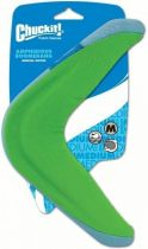 Hračka plovoucí Medium - bumerang - zelená